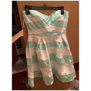 Dresses & Skirts - Brand new with tags white lotus dress